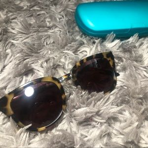 Madewell Tortoise Shell Sunglasses